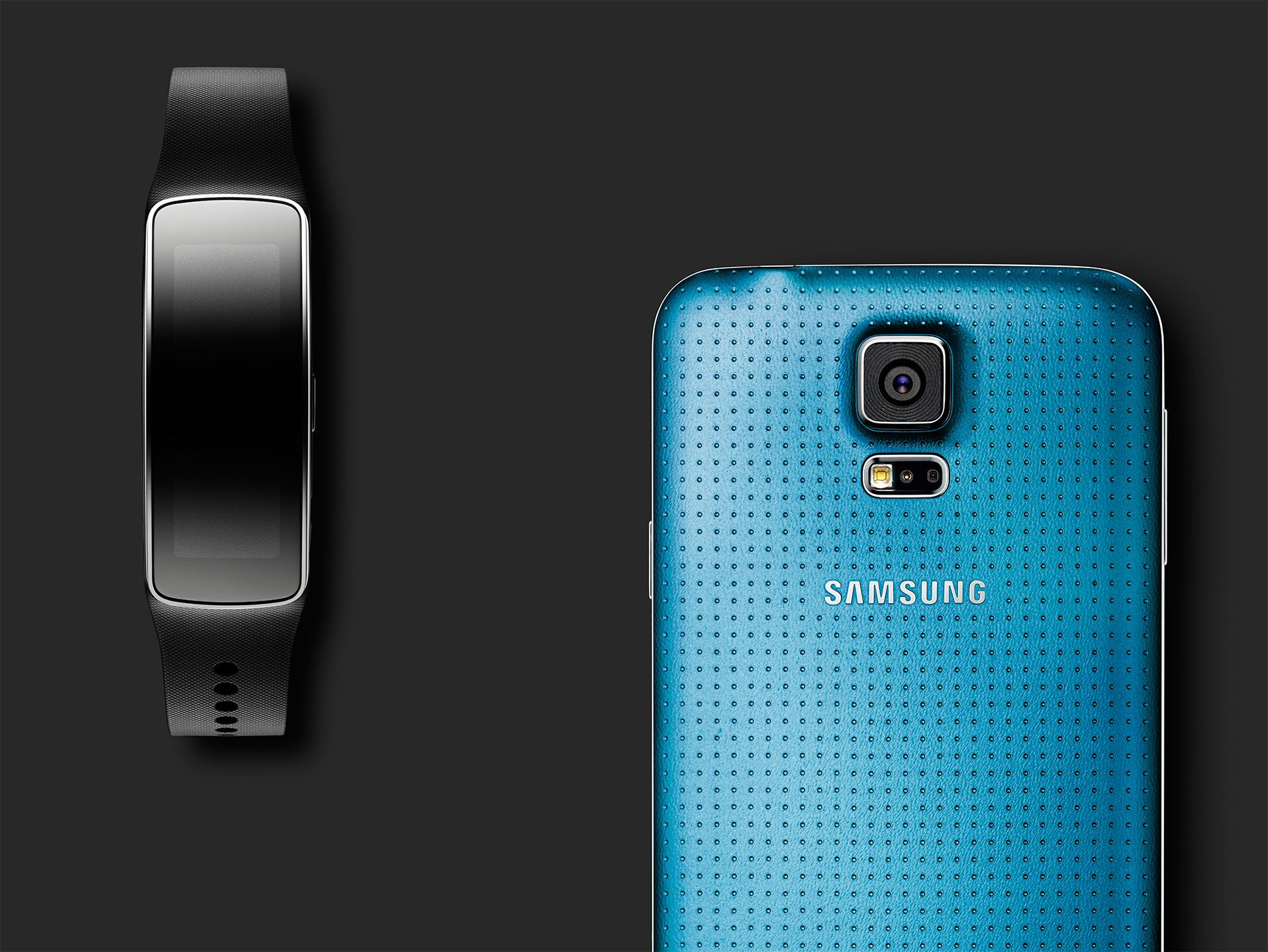 Alle foto: Samsung