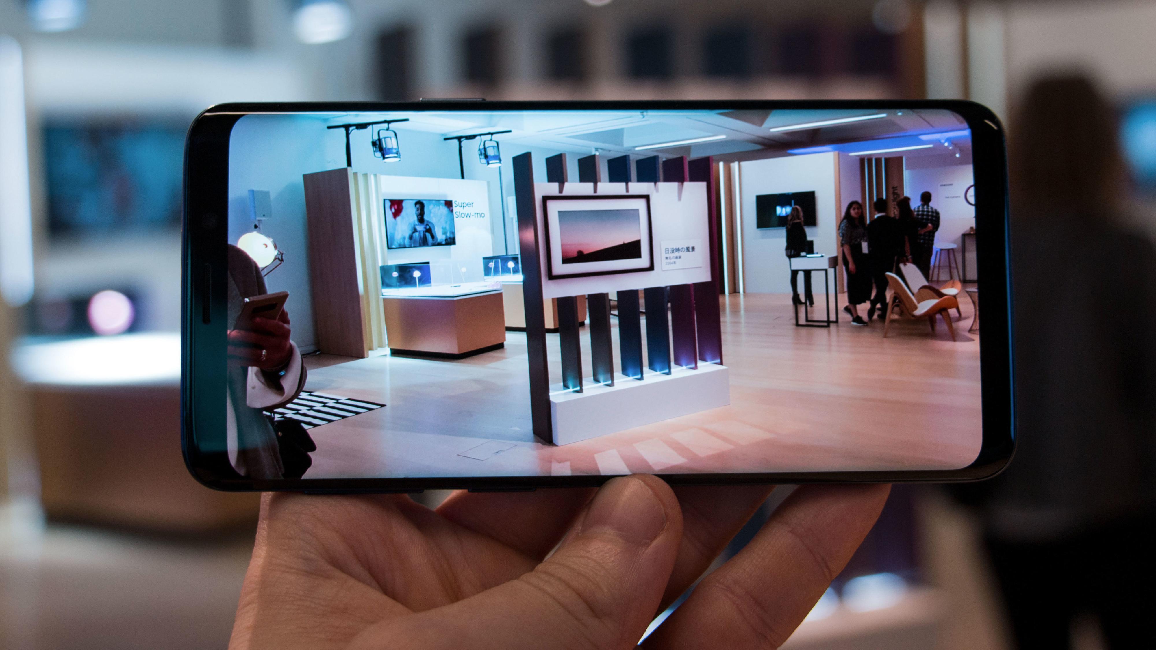 – Samsung Galaxy S9 har den beste mobilskjermen noensinne