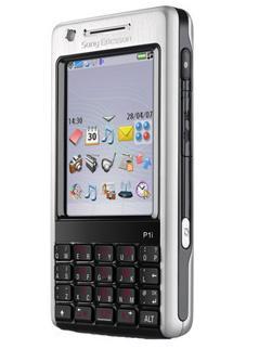 Europeere vil ha færre proffmobiler som for eksempel Sony Ericsson P1i.
