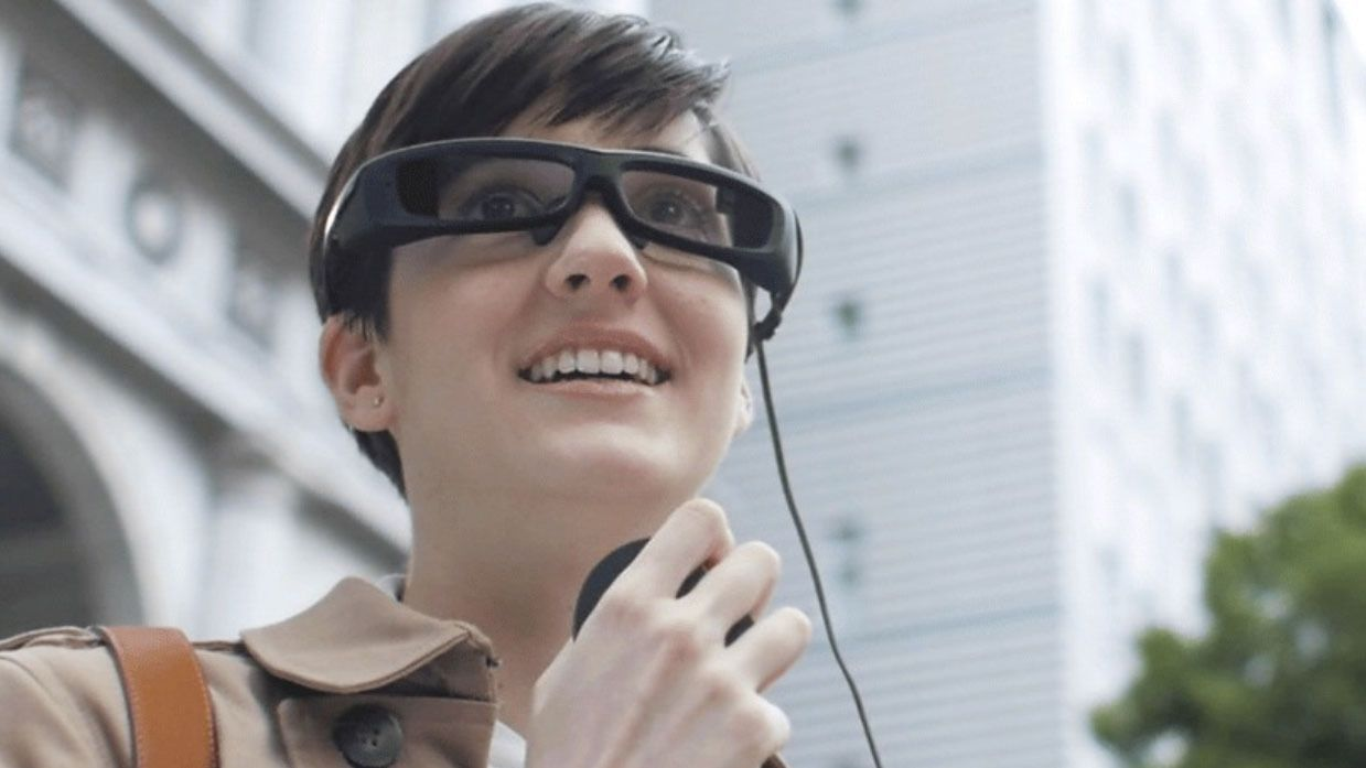 Sony har akkurat sluppet sin Google Glass-konkurrent