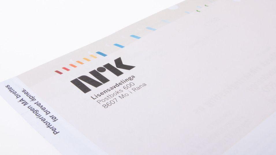 Vil kreve NRK-lisens selv om du har plombert TV-en