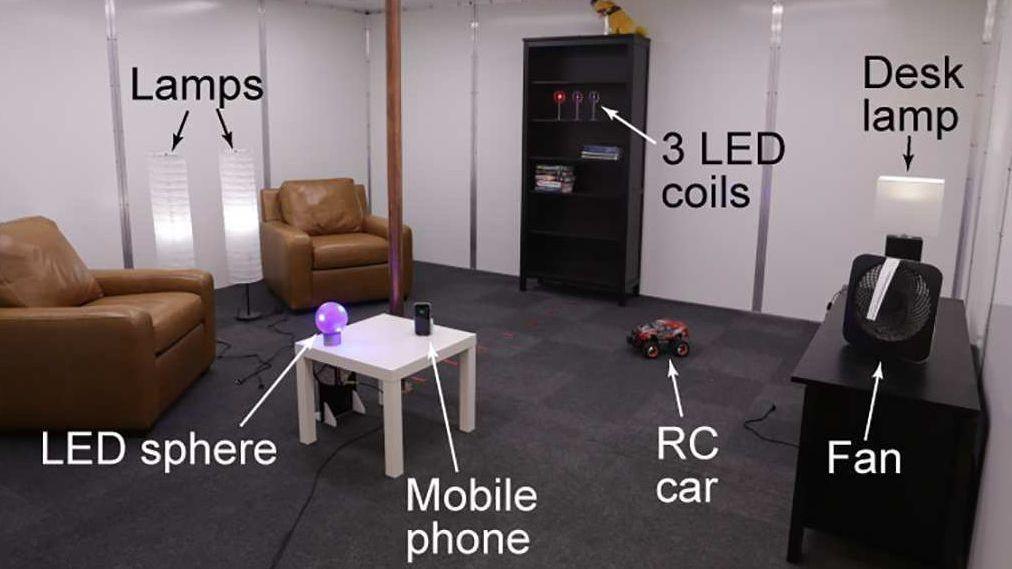 Dette rommet kan gi strøm til alle dingsene dine helt uten kabler