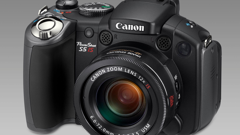 Vi tester Canon Powershot S5 IS