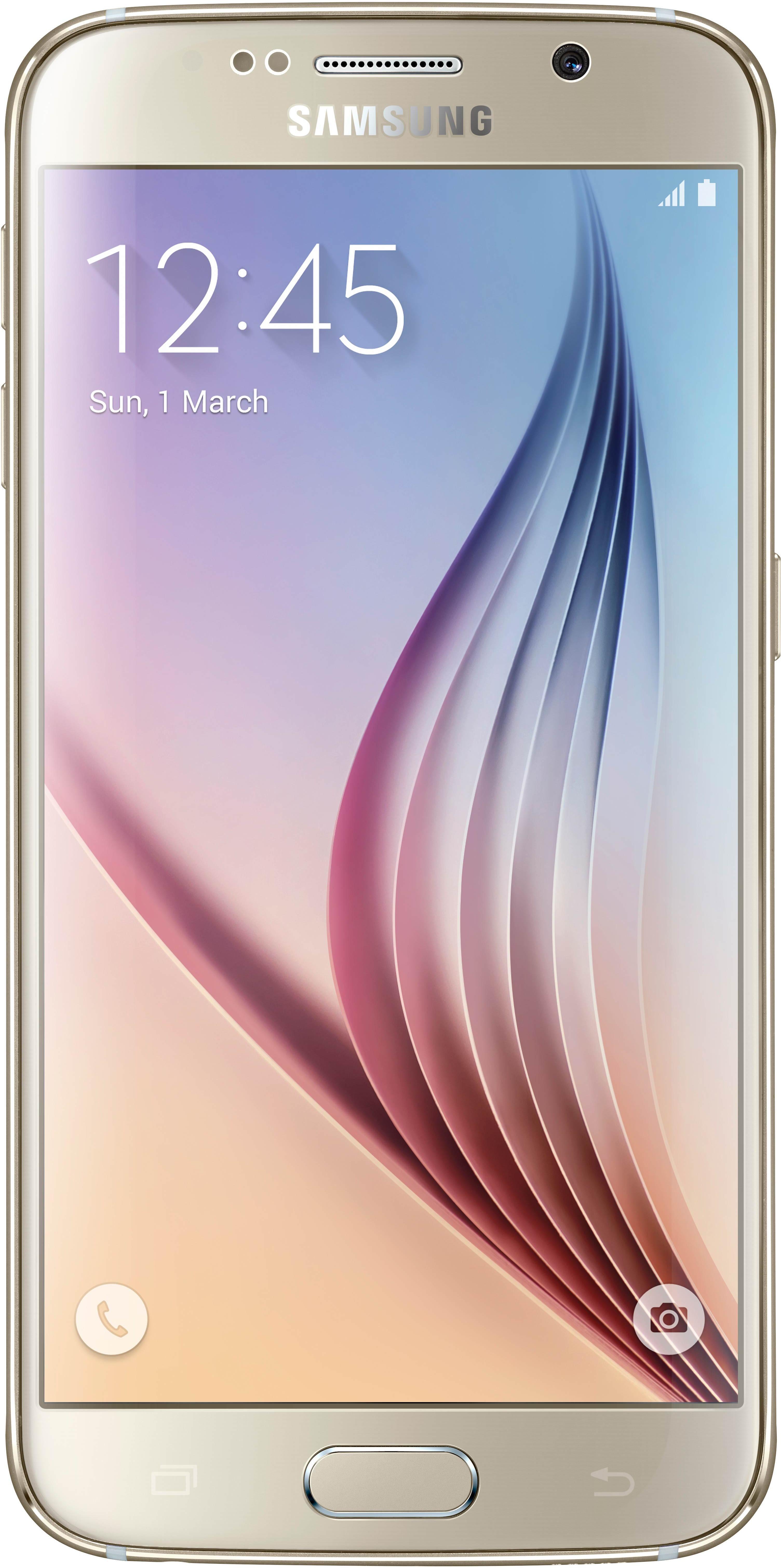 Samsung Galaxy S6 har visstnok minneproblemer. Foto: Samsung