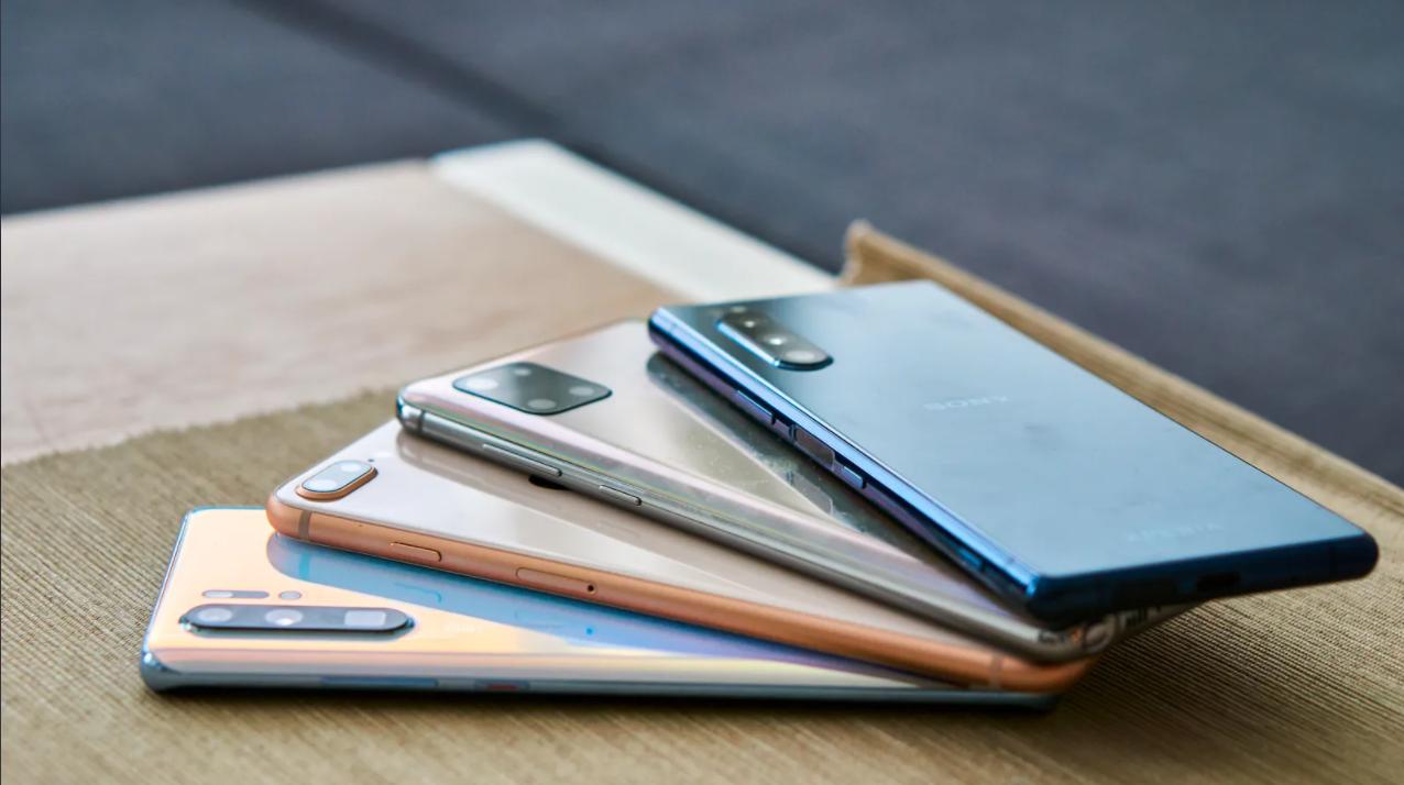 Brukte mobiltelefoner er det et helt enormt marked for, også i et lilleputtland som Norge.