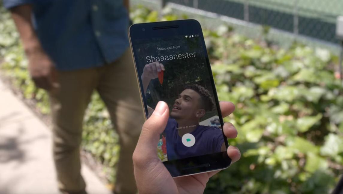 Appen gir deg mulighet til å se hva samtalen handler om før du svarer.