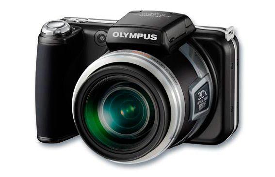 Olympus SP-800UZ.