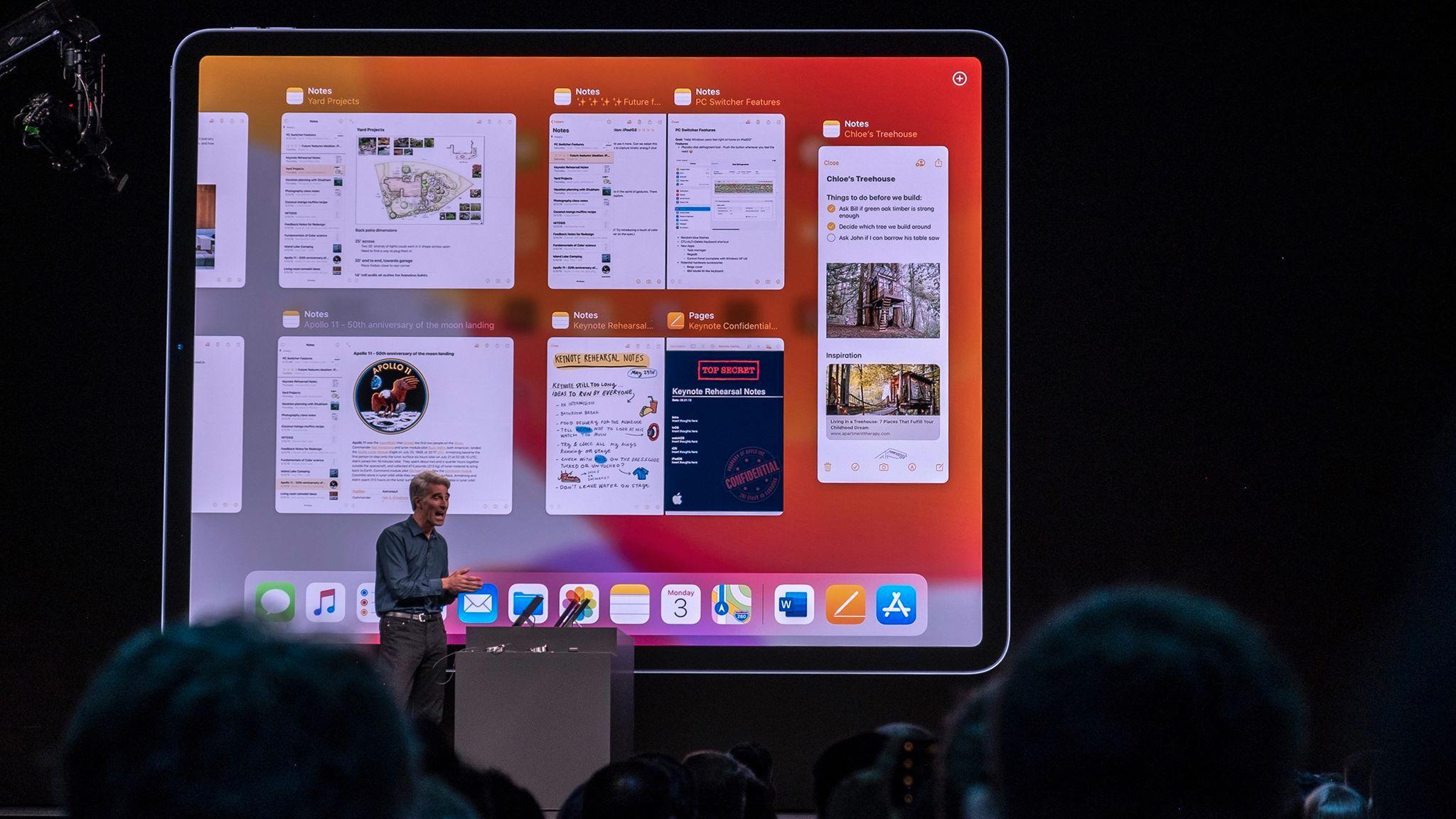 Apple splitter opp operativsystemet: Dette er iPadOS