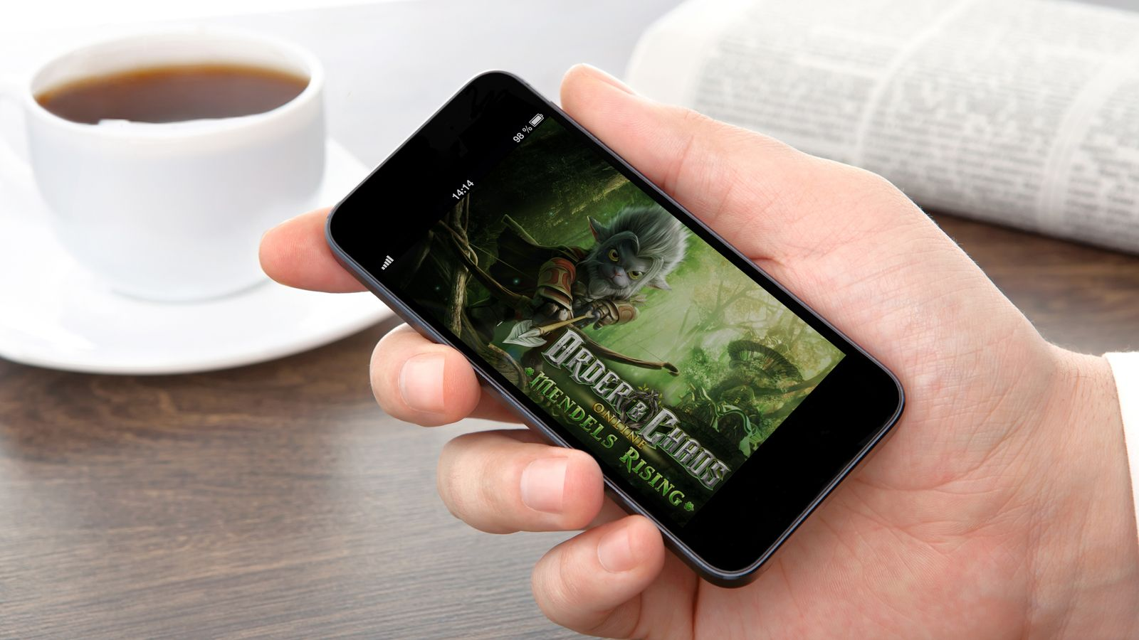 Ukens apper til iOS, Android og Windows Phone