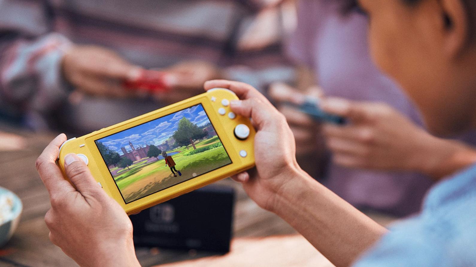Nintendo Switch Lite er lansert, og vil koste mye mindre enn originalen