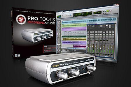 M-Tools Recording Studio.
