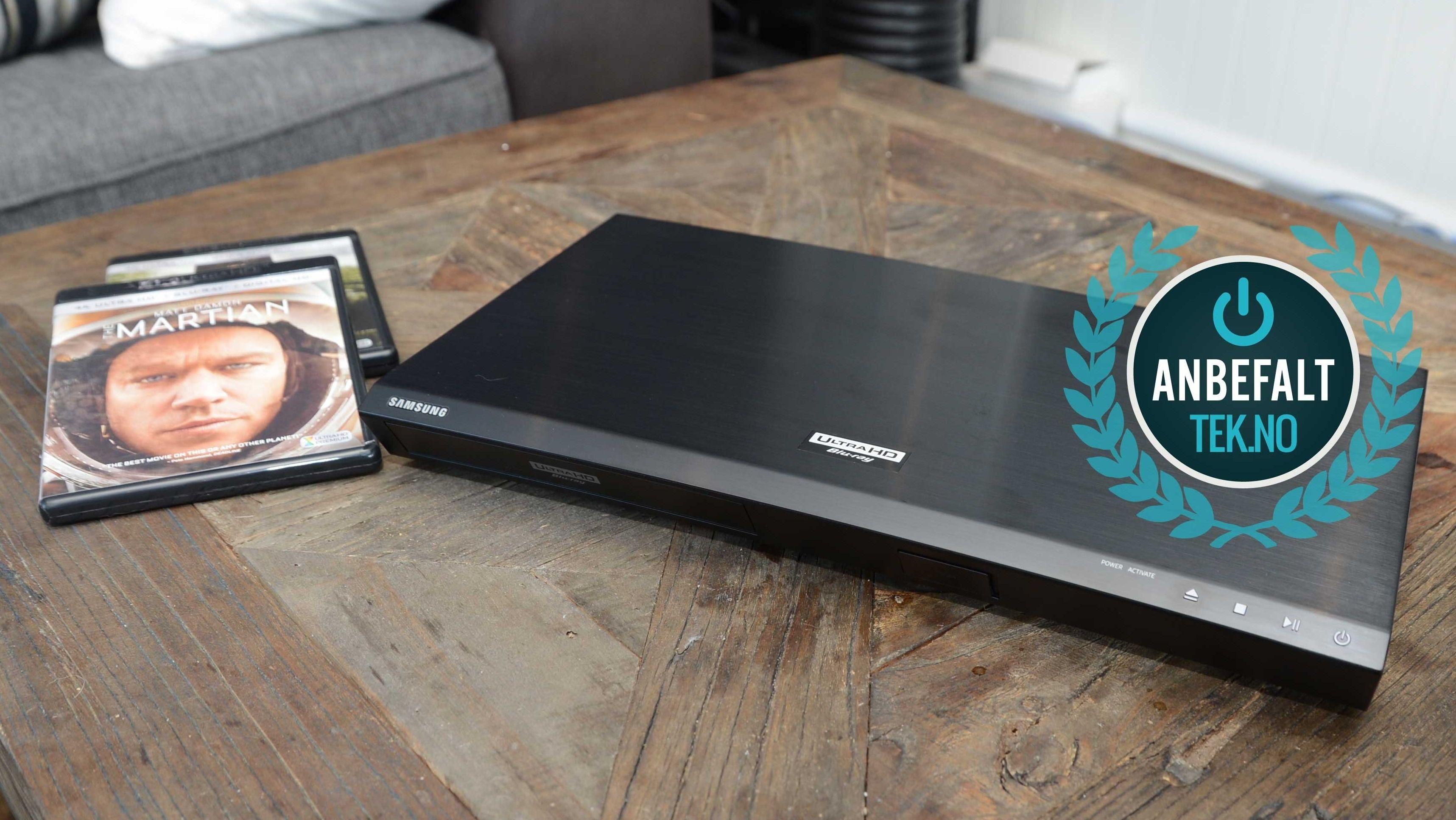 Samsung UBD-K8500 er en spiller vi kan anbefale, spesielt for deg med HDR-TV.