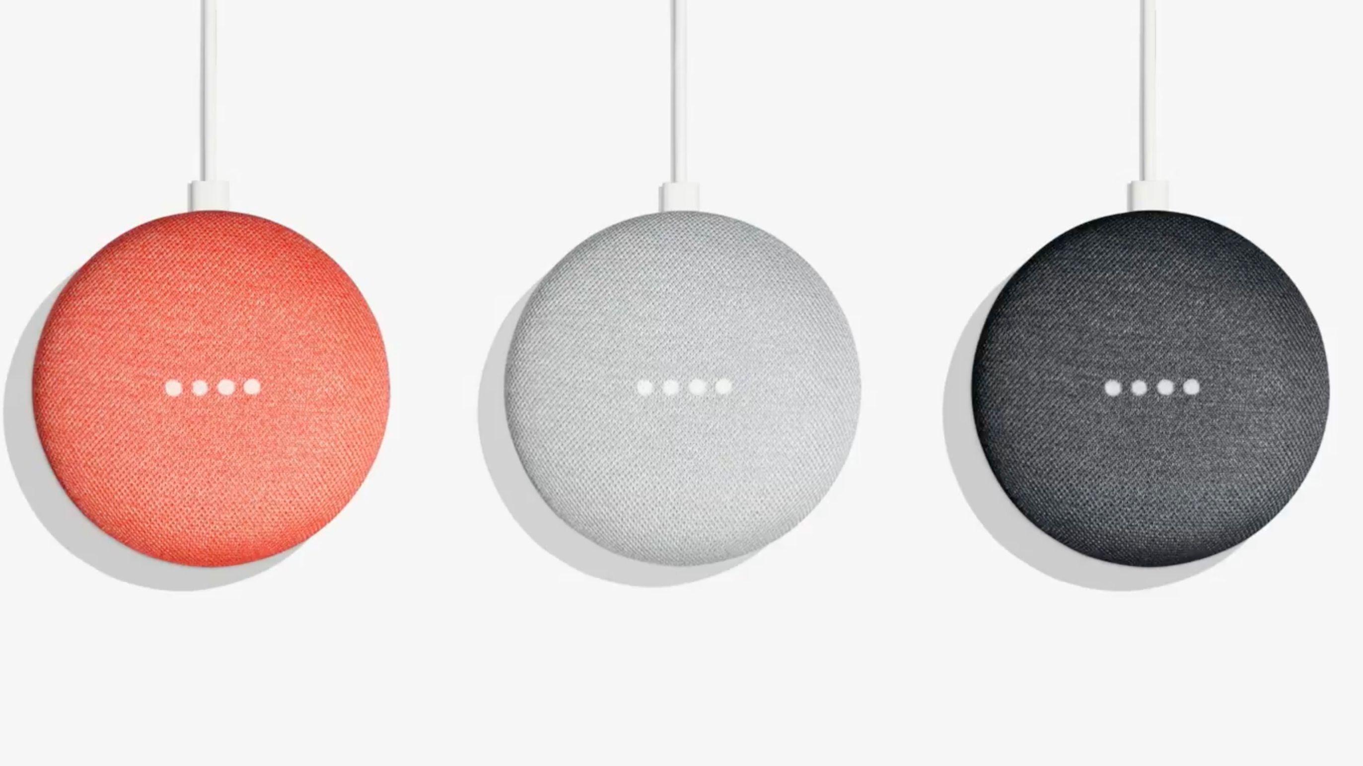 Googles nye smarthøyttaler koster veldig lite og tar liten plass