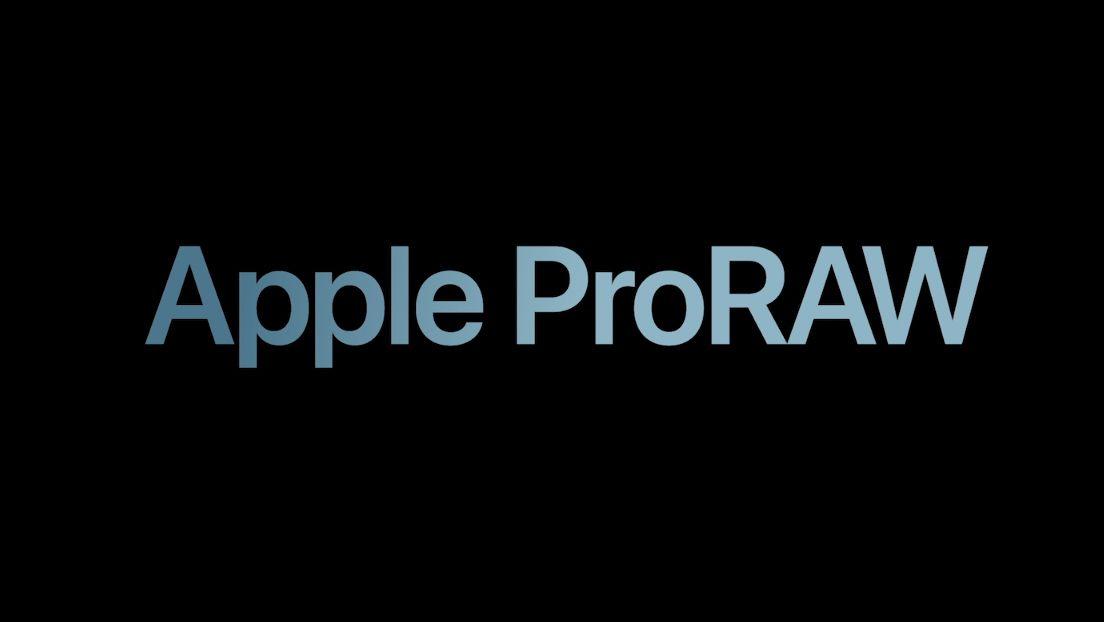 Apple lanserer en ny teknikk som gir fordelene til å kunne redigere i RAW sammen med deres «computational photography». Kun tilgjengelig på iPhone 12 Pro og Pro Max.
