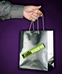 Telenor får kanskje ikke kjøpe Talkmore. (Illustrasjon: Silje Gomnæs)