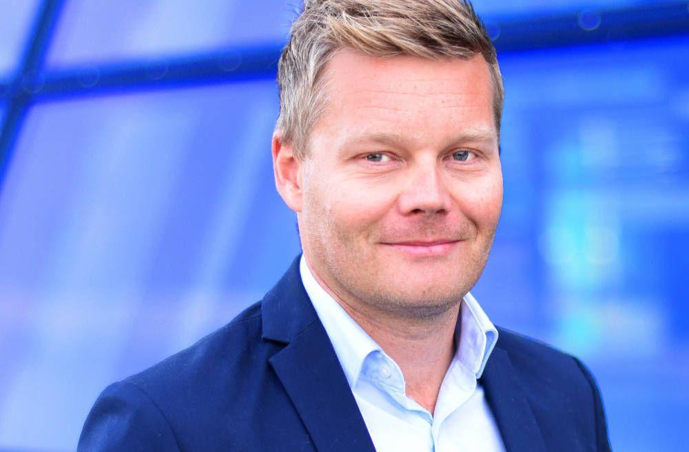 Tormod Sandstø, kommunikasjonsdirektør i Canal Digital Satellitt.