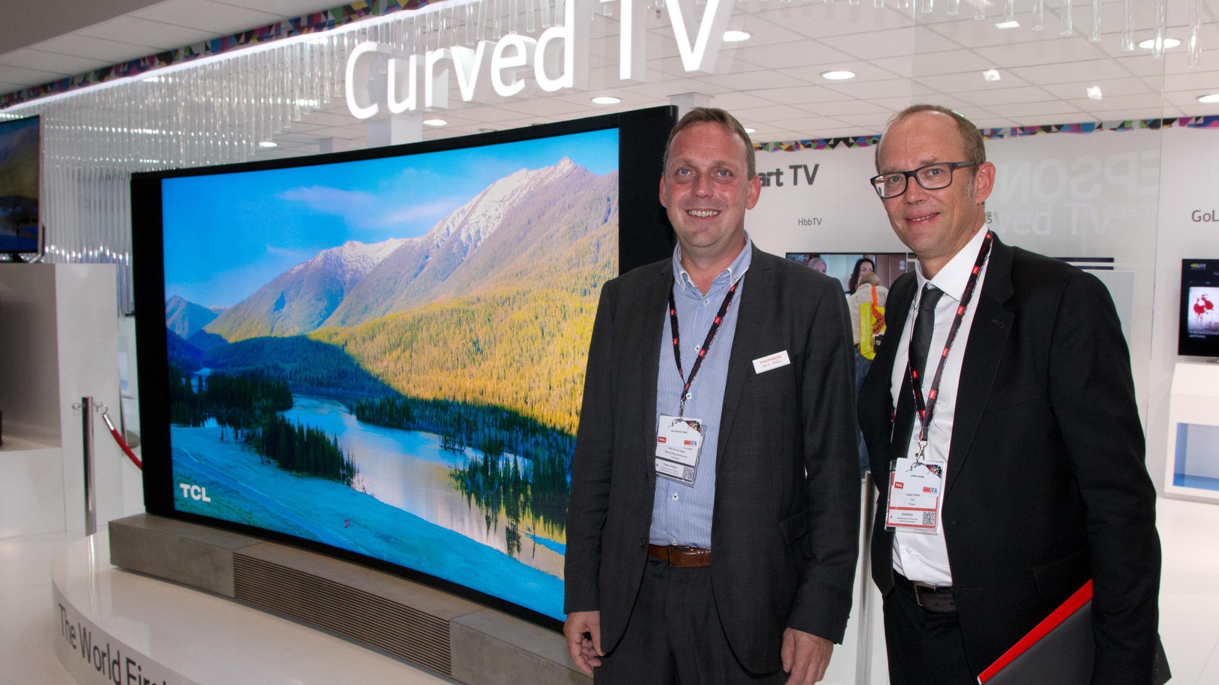 – Vi skal bli ledende på TV i Europa