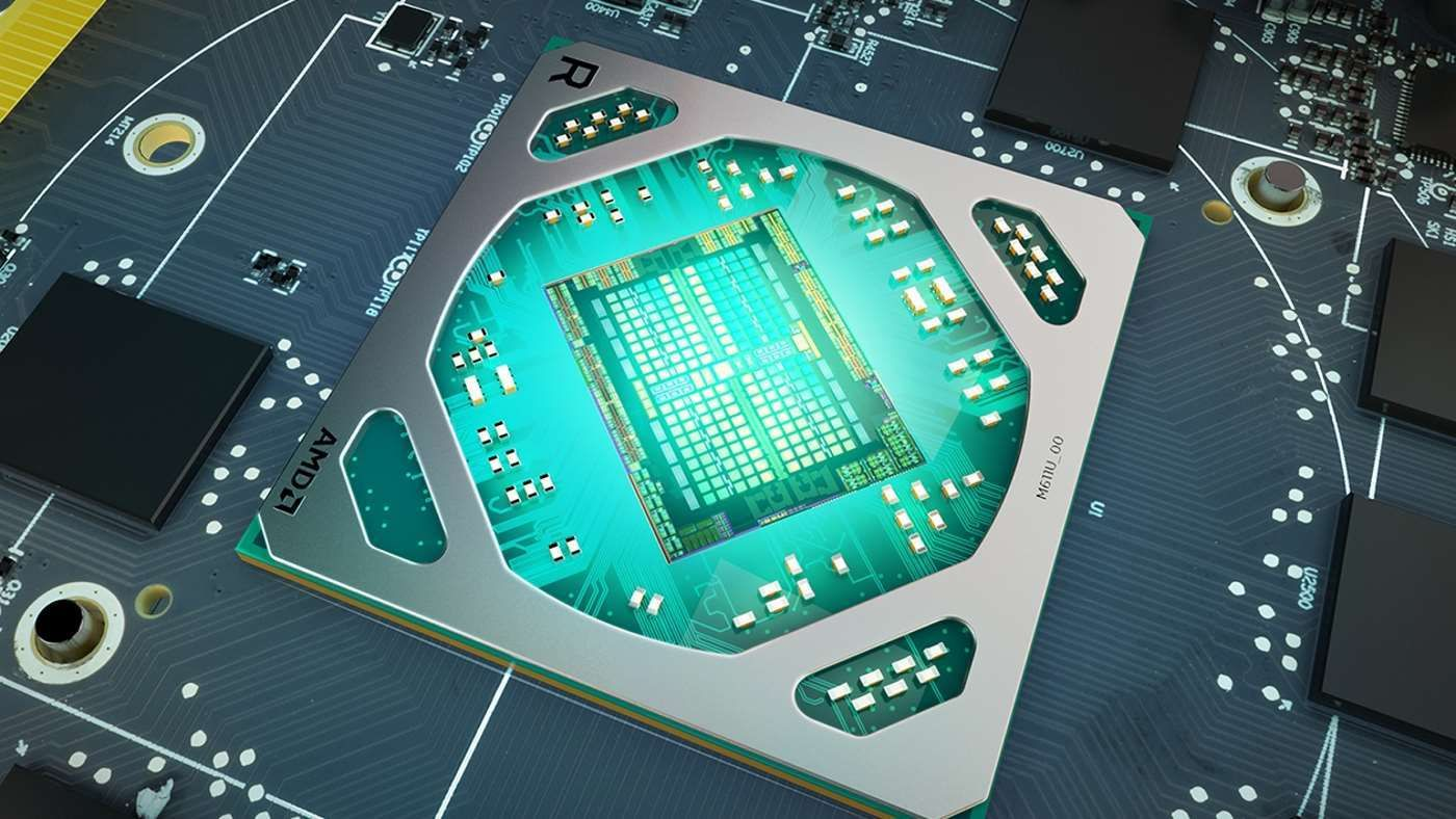 Radeon RX 5000-serien