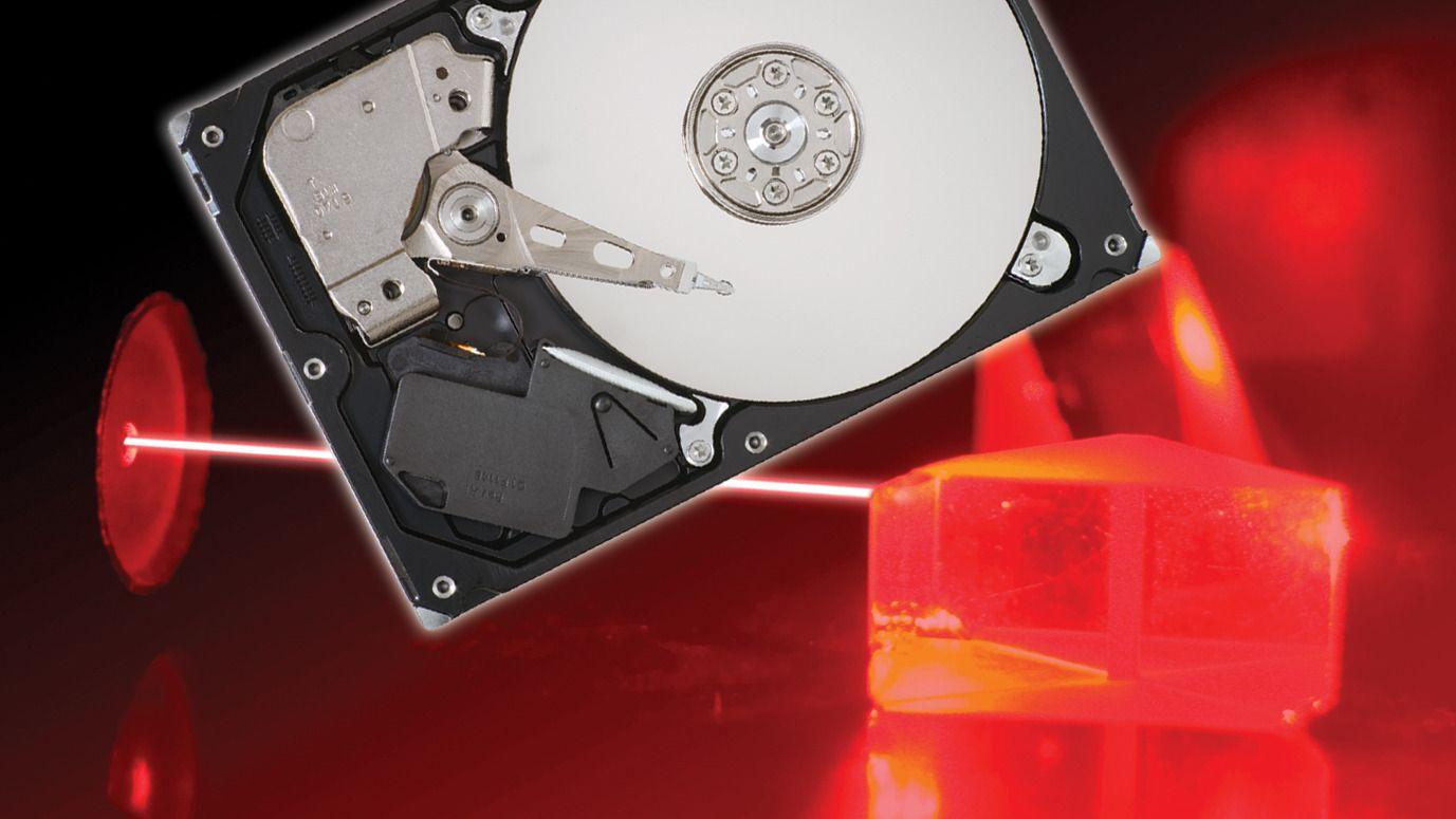 Western Digital sikter mot flere terabyte