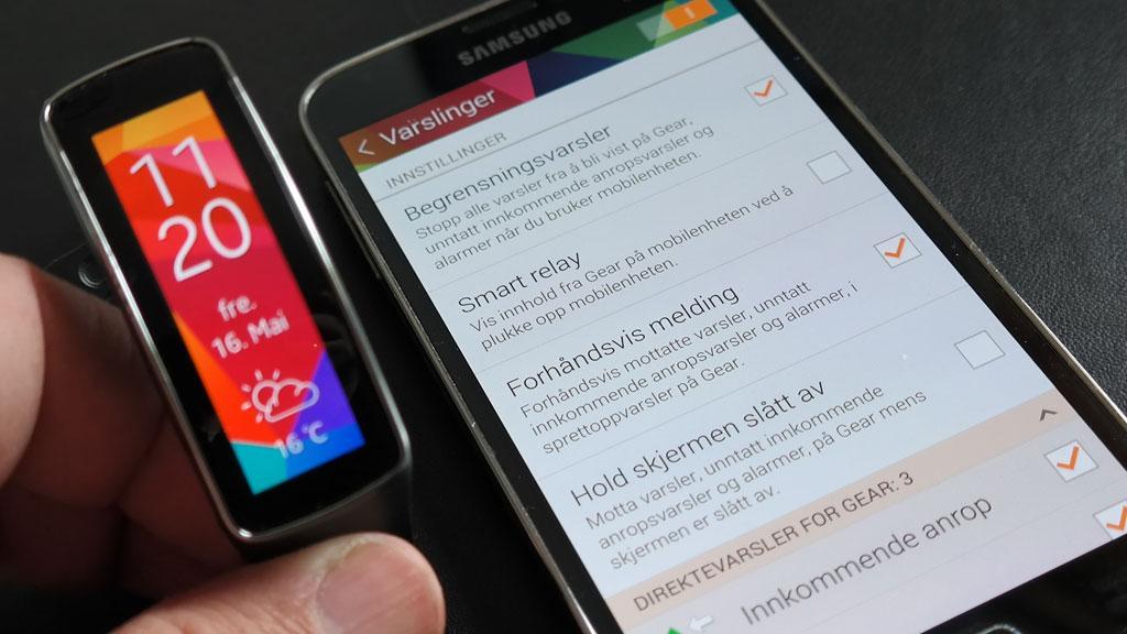 For å ha utbytte av smartfunksjonene trenger du en app på mobilen.Foto: Espen Irwing Swang, Amobil.no