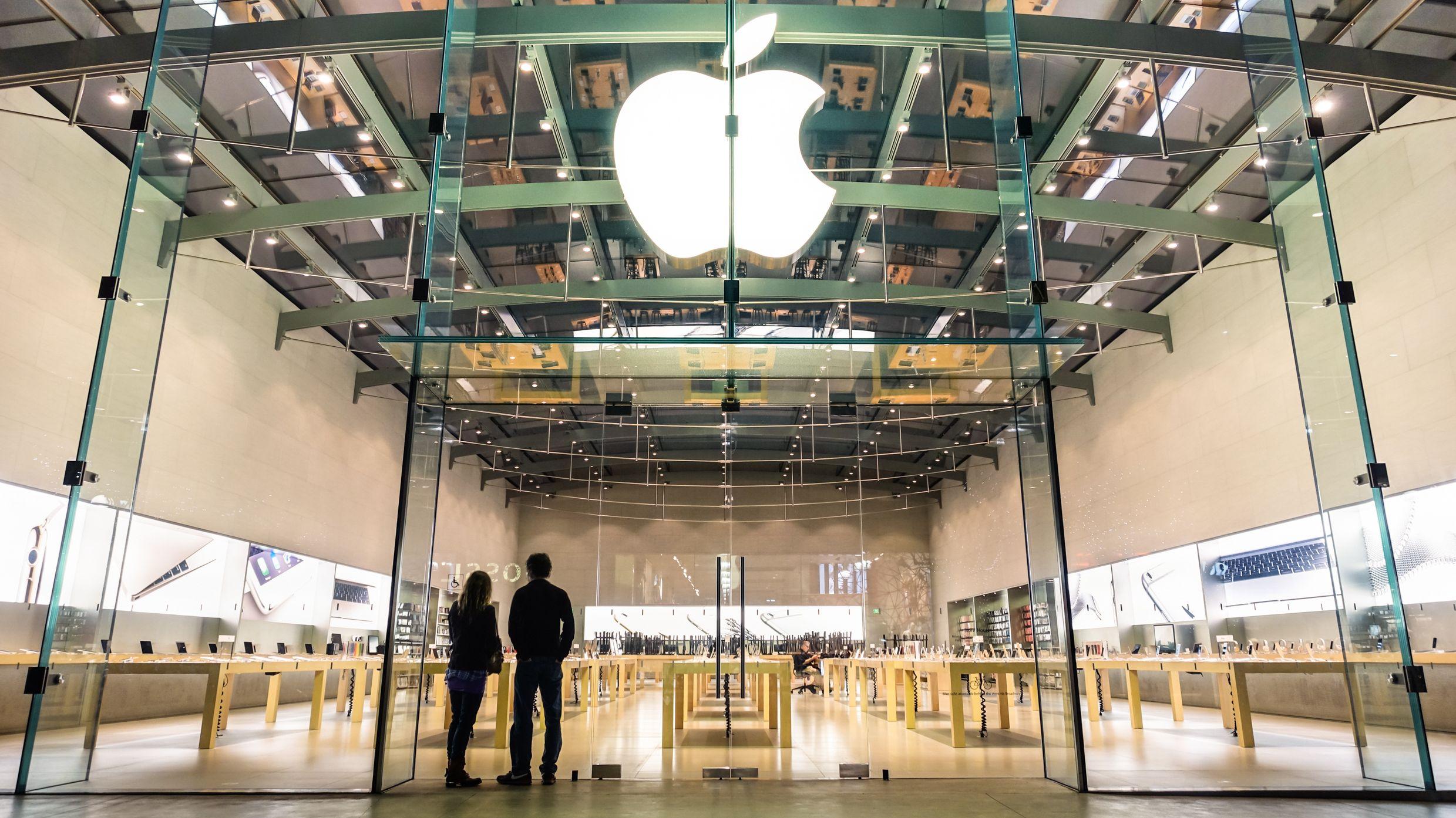 Apple fortsetter å håve inn penger