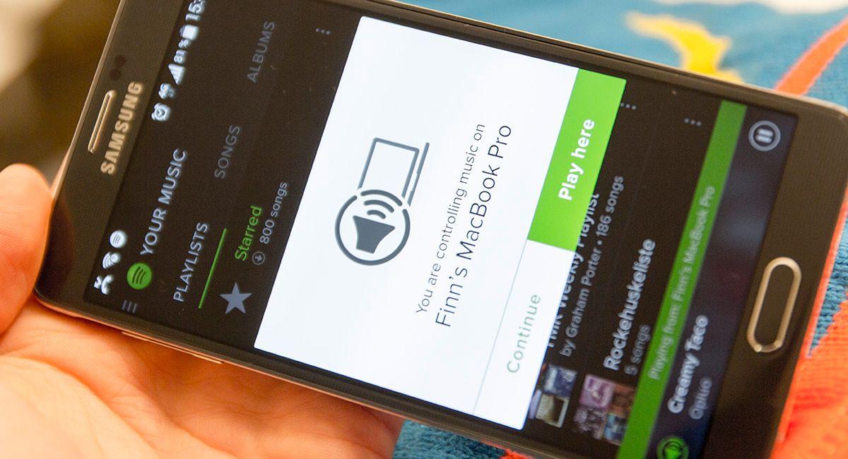 Har du lagt merke til denne nye Spotify-funksjonen?