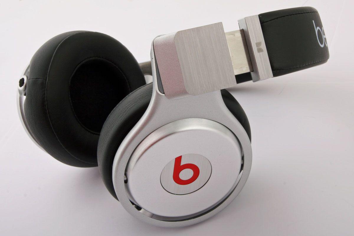Beats Pro har mye DJ-hengsel.