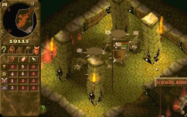 Dungeon Keeper i 1997.Foto: EA