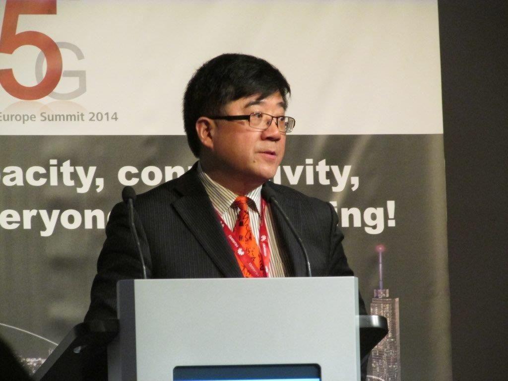 Mer enn 1000 selskap og organisasjoner er med i 5G PPP. Sammen skal de utvikle teknologi som gir 5G-nett i 2020, sier Dr. Wen Tong.Foto: Espen Irwing Swang, Amobil.no