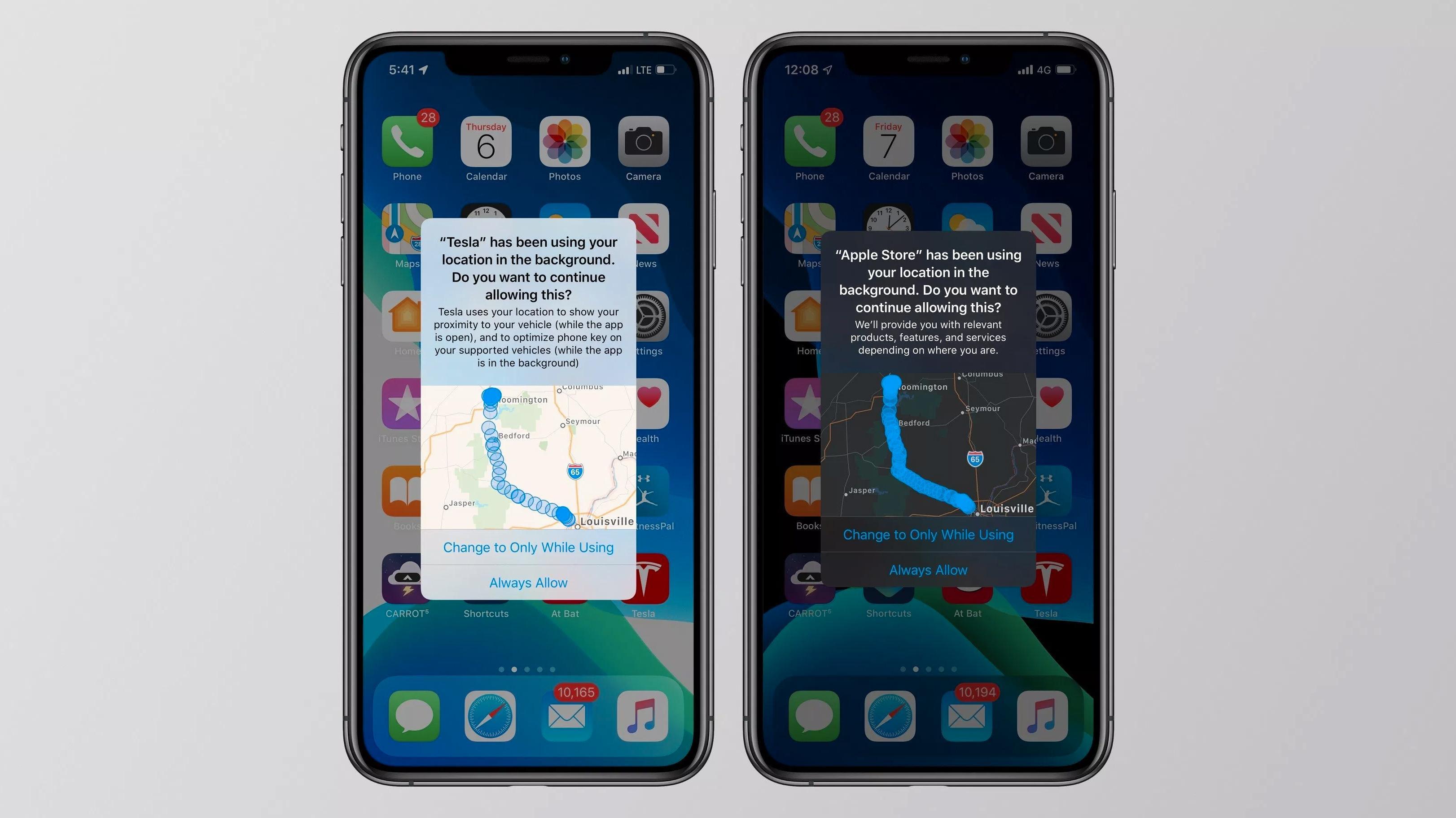 Slik skal Apple vise om du blir sporet