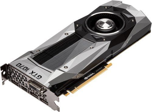 Nvidia GeForce GTX 1070.