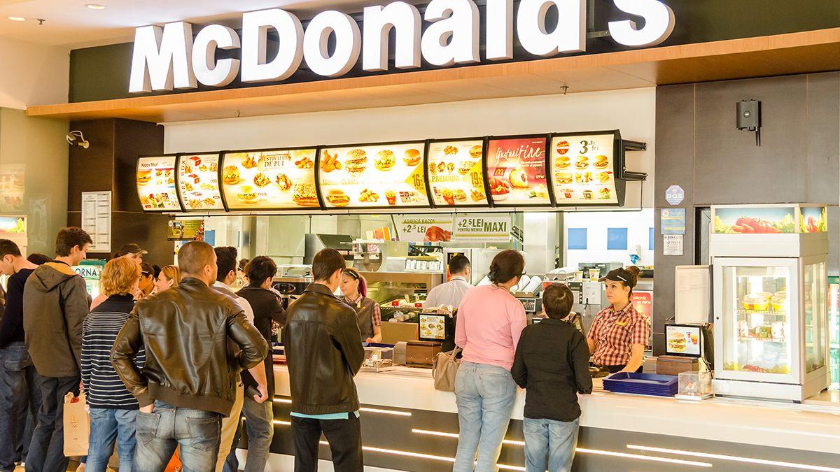 Nå kan du kjøpe McDonalds-burger med mobilen