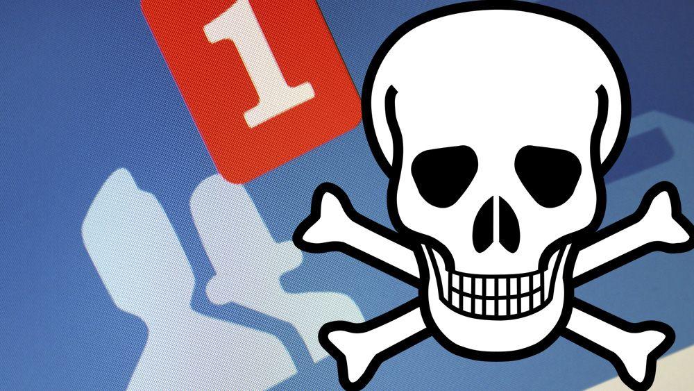 Mulig Facebook-virus gir deg uønskede venner