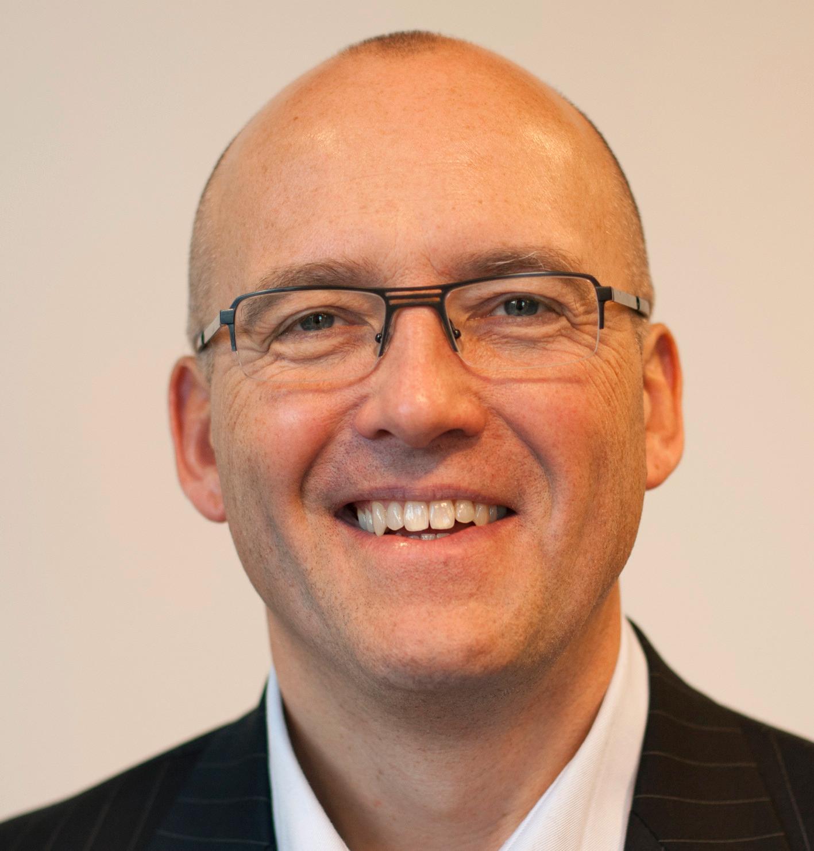 Sverre Kjenne er leder for utbyggingen av ERTMS i Norge.Foto: Jernbaneverket