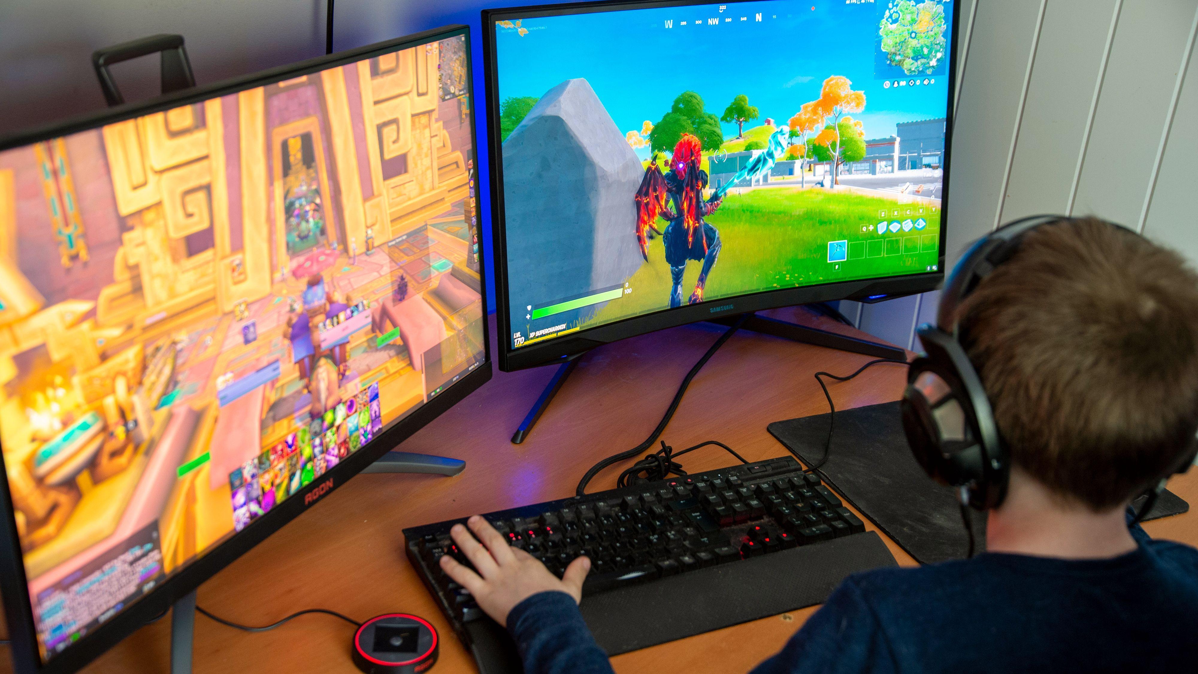 Kina strammer kraftig inn på gaming for alle under 18 år