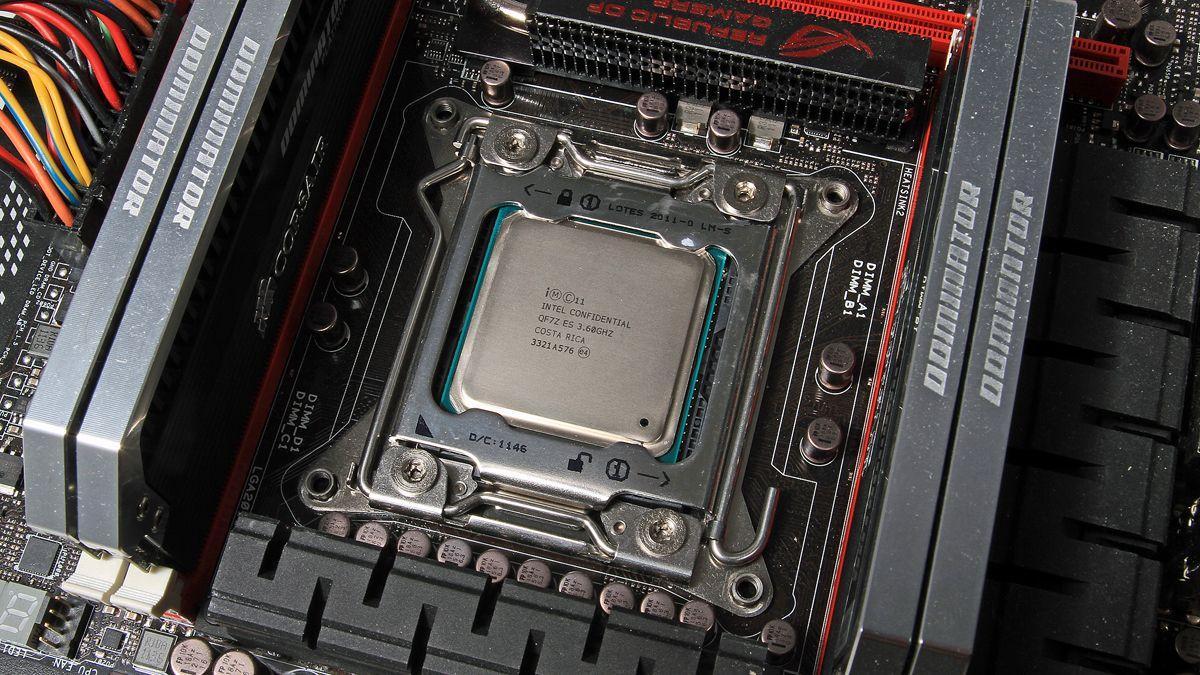 Intel Extreme Core i7 4960X