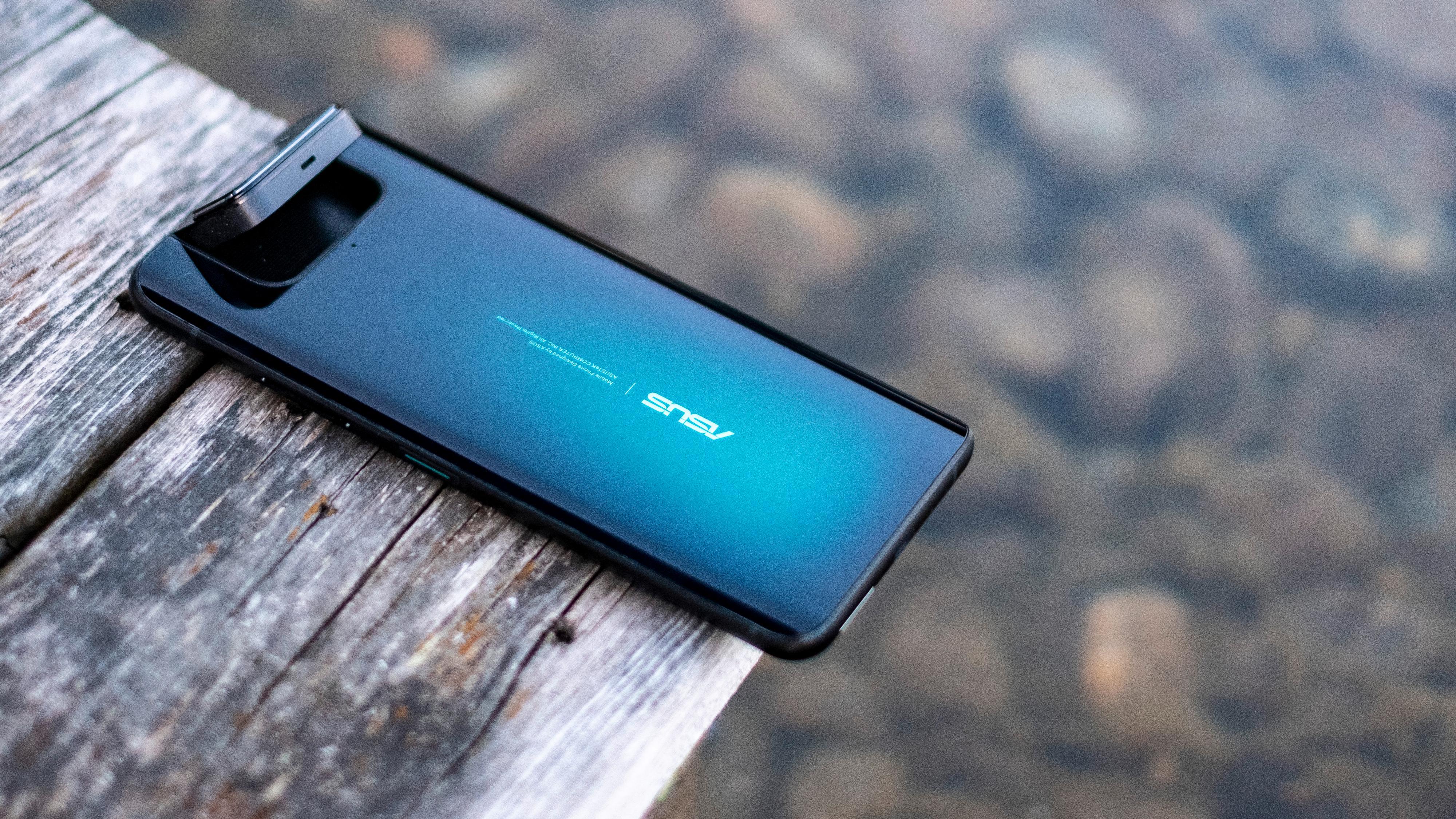 Denne mobilen har kamera som kan følge deg
