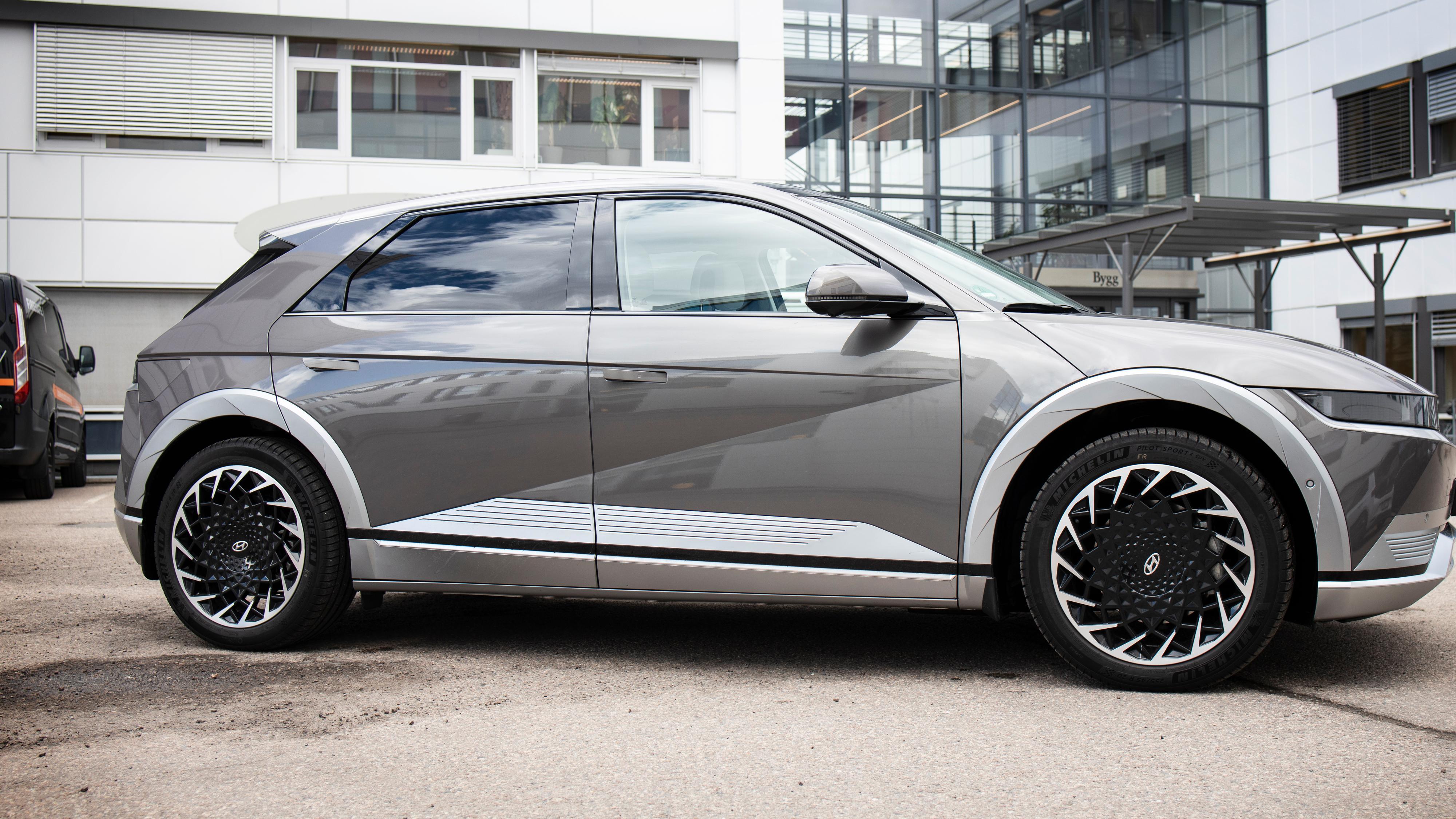 Sprek, smart og effektiv: Vi kjørte Hyundai Ioniq 5