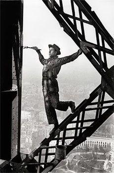 Marc Ribouds kanskje mest berømte bilde.