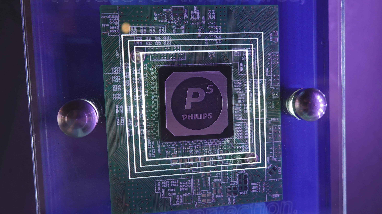 Den nye P5-prosessoren har både fått ny maskinvare, ny programvare og nye algoritmer.