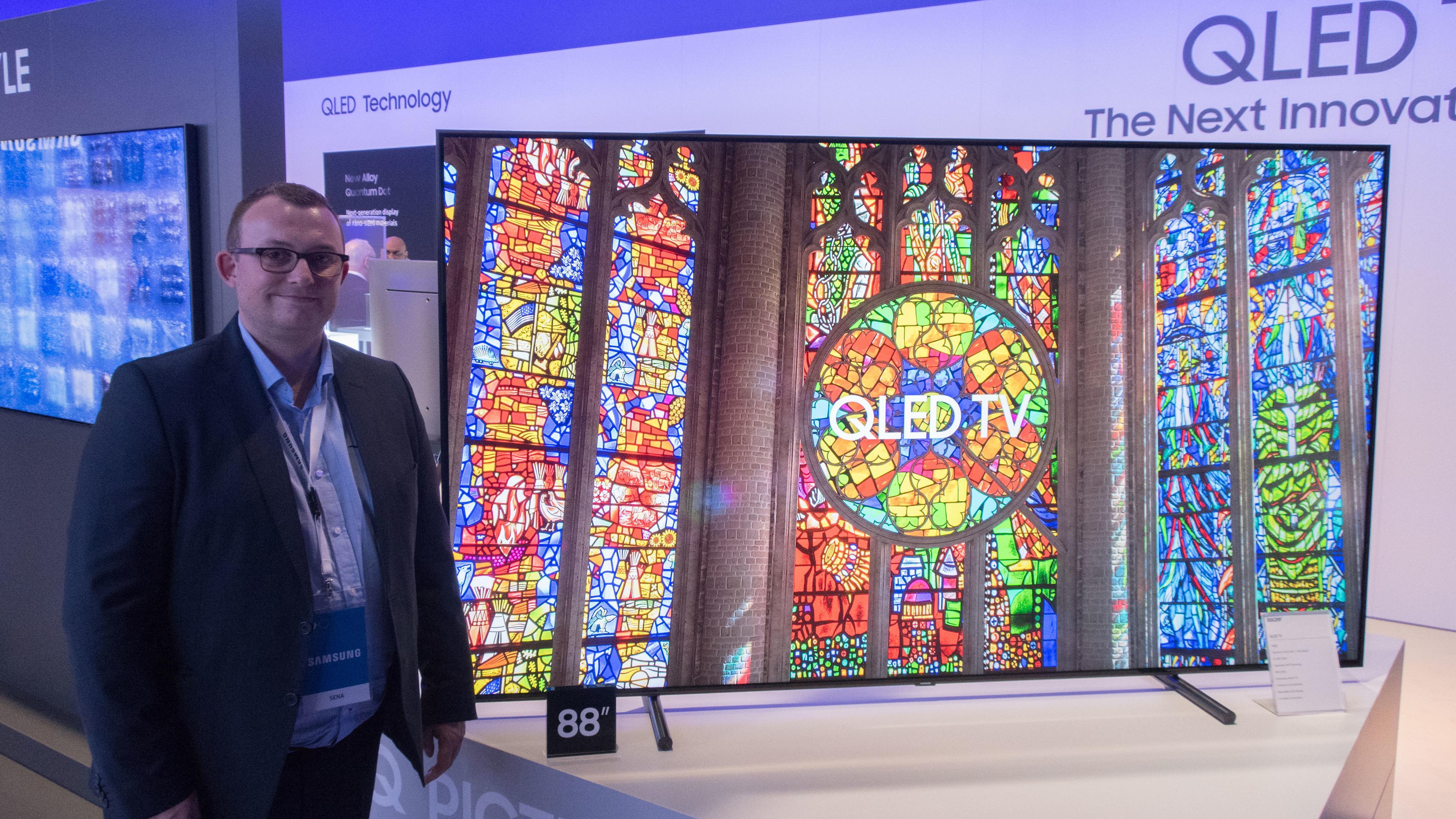 Flere nye TV-er fra Samsung får støtte for 120 Hz, FreeSync og VRR
