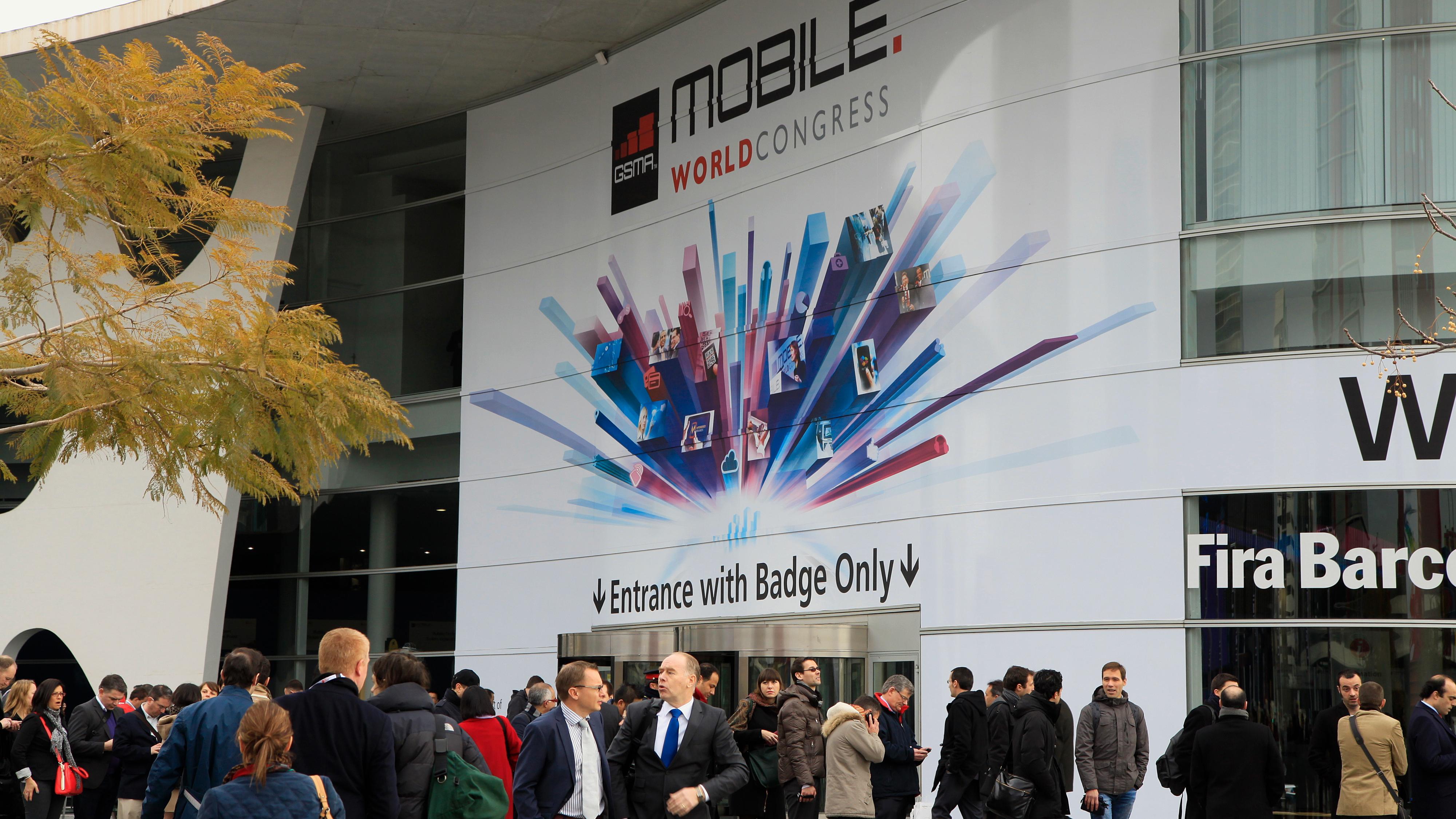Rekordbesøk på verdens største mobilmesse