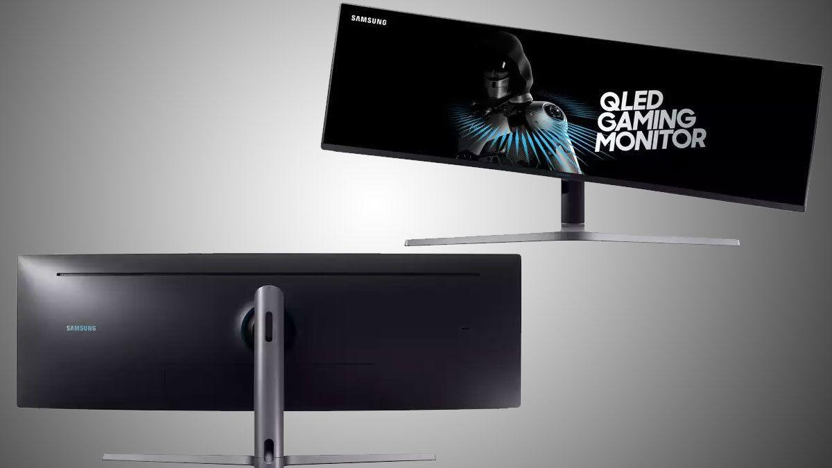 Samsungs nye spillskjerm er rett og slett helt ekstrem