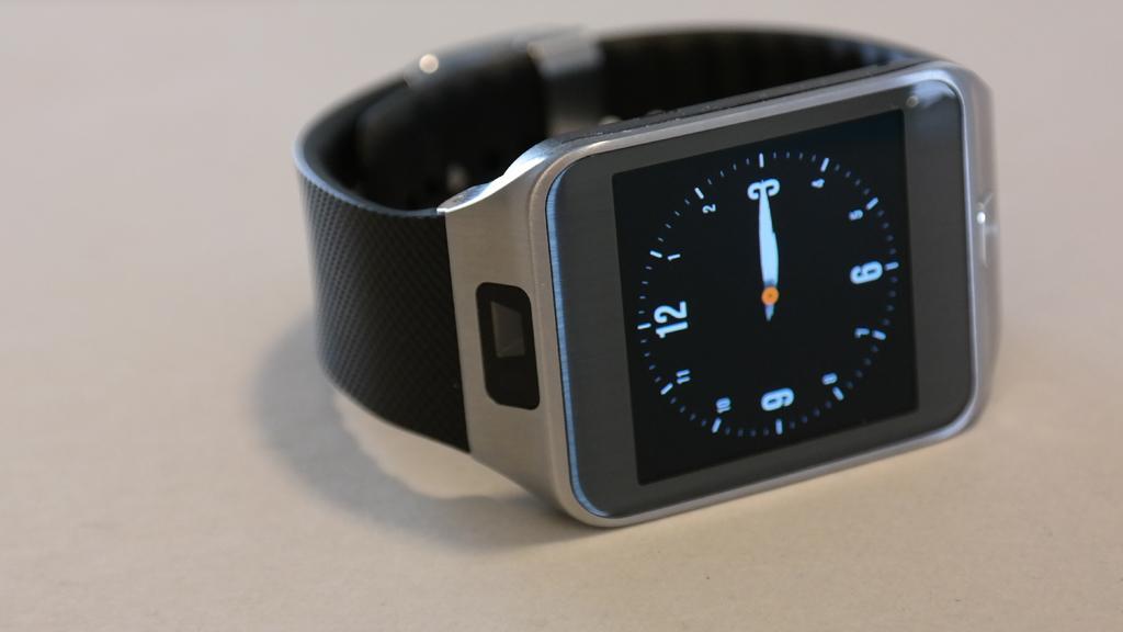 Samsung Gear 2.Foto: Espen Irwing Swang, Tek.no