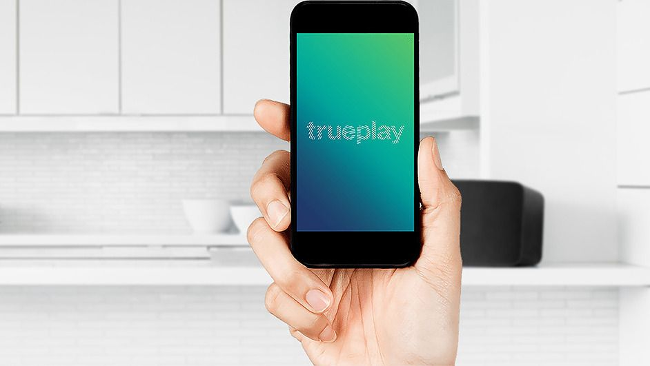 Trueplay kommer som en oppdatering til Sonos-appen til iOS. Foto: Sonos