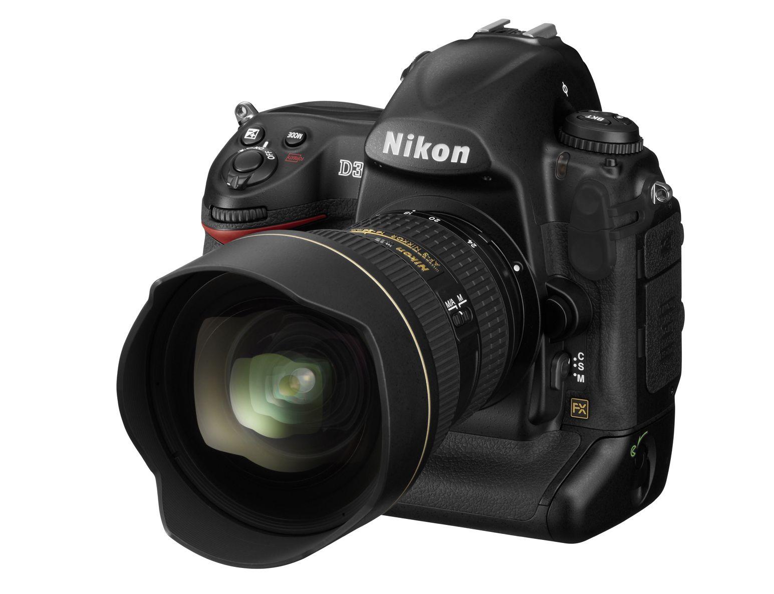 Nikon D3 - Det råeste kameraet til nå?