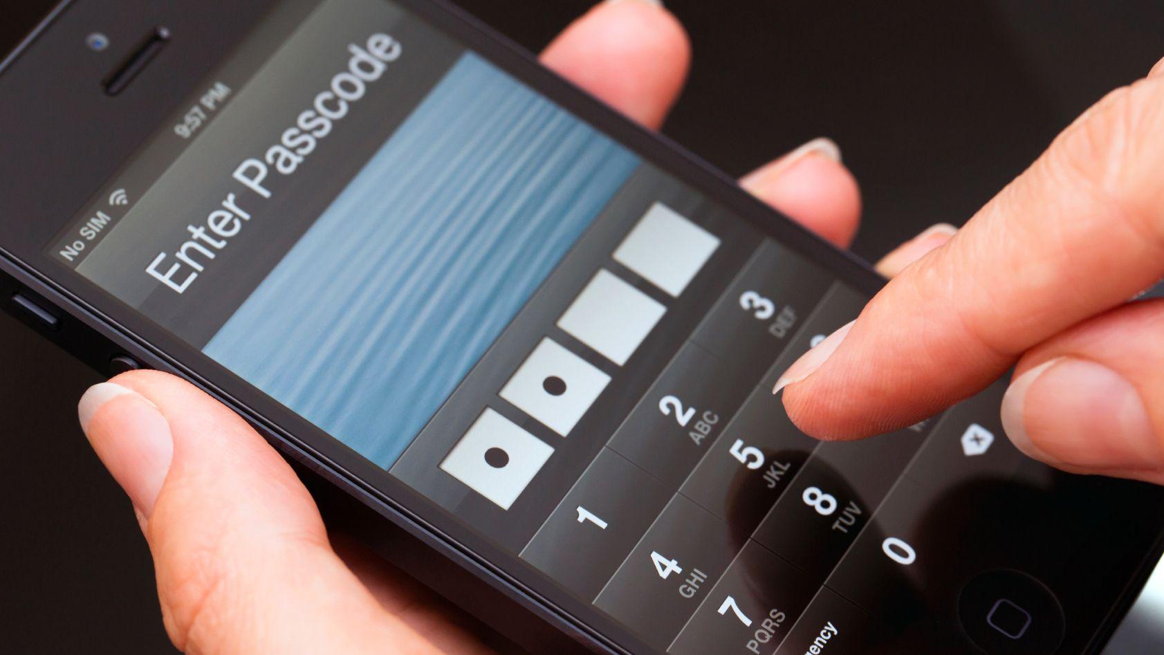 – Vi tar sjanser med mobilen