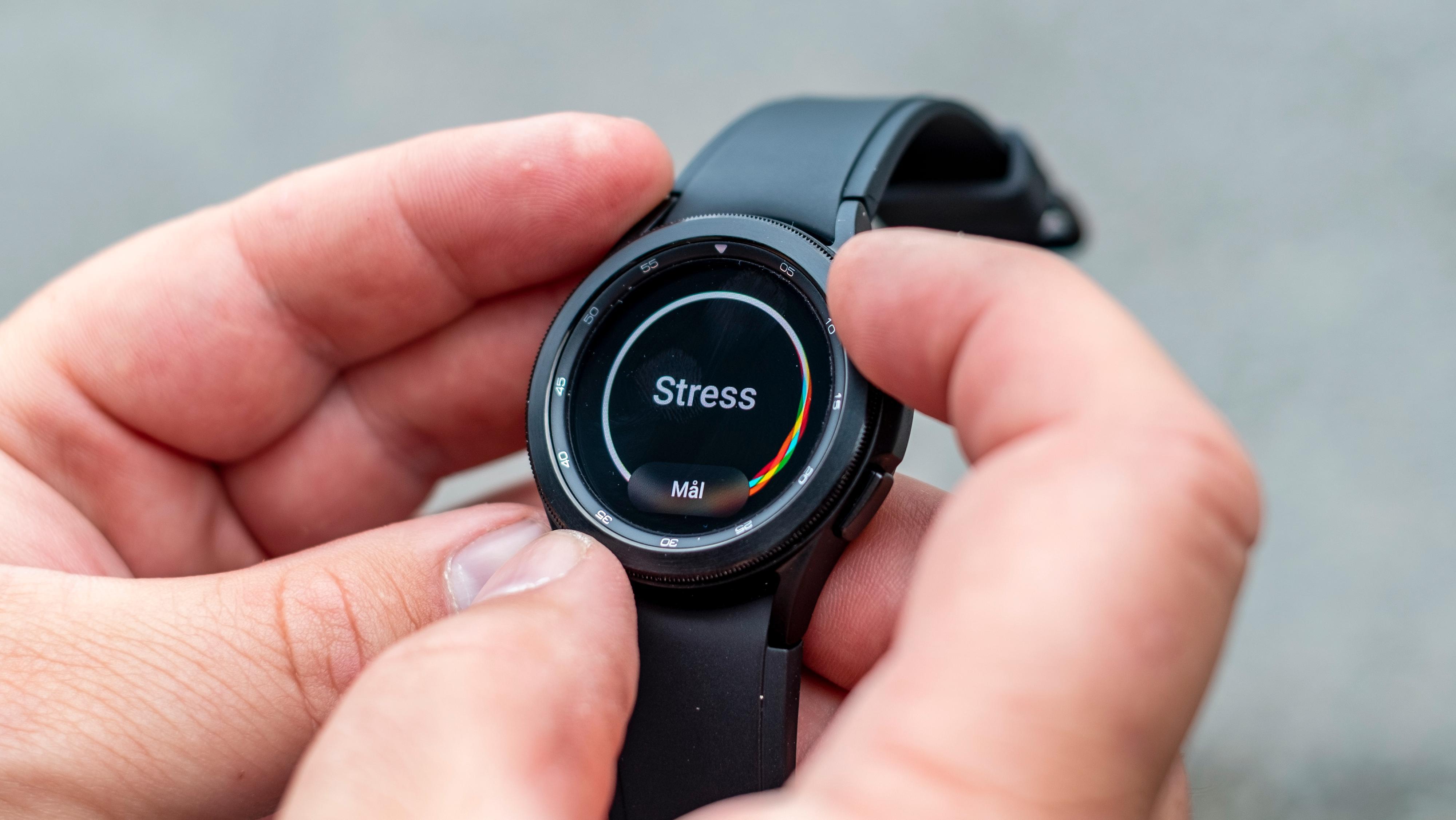 Klokkene kan for eksempel måle stress og søvnkvalitet.