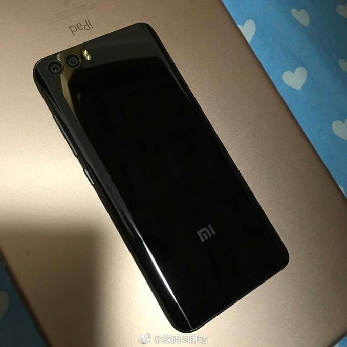 Mange mener dette er det første bildet av Xiaomi Mi 6 Pro/Plus.
