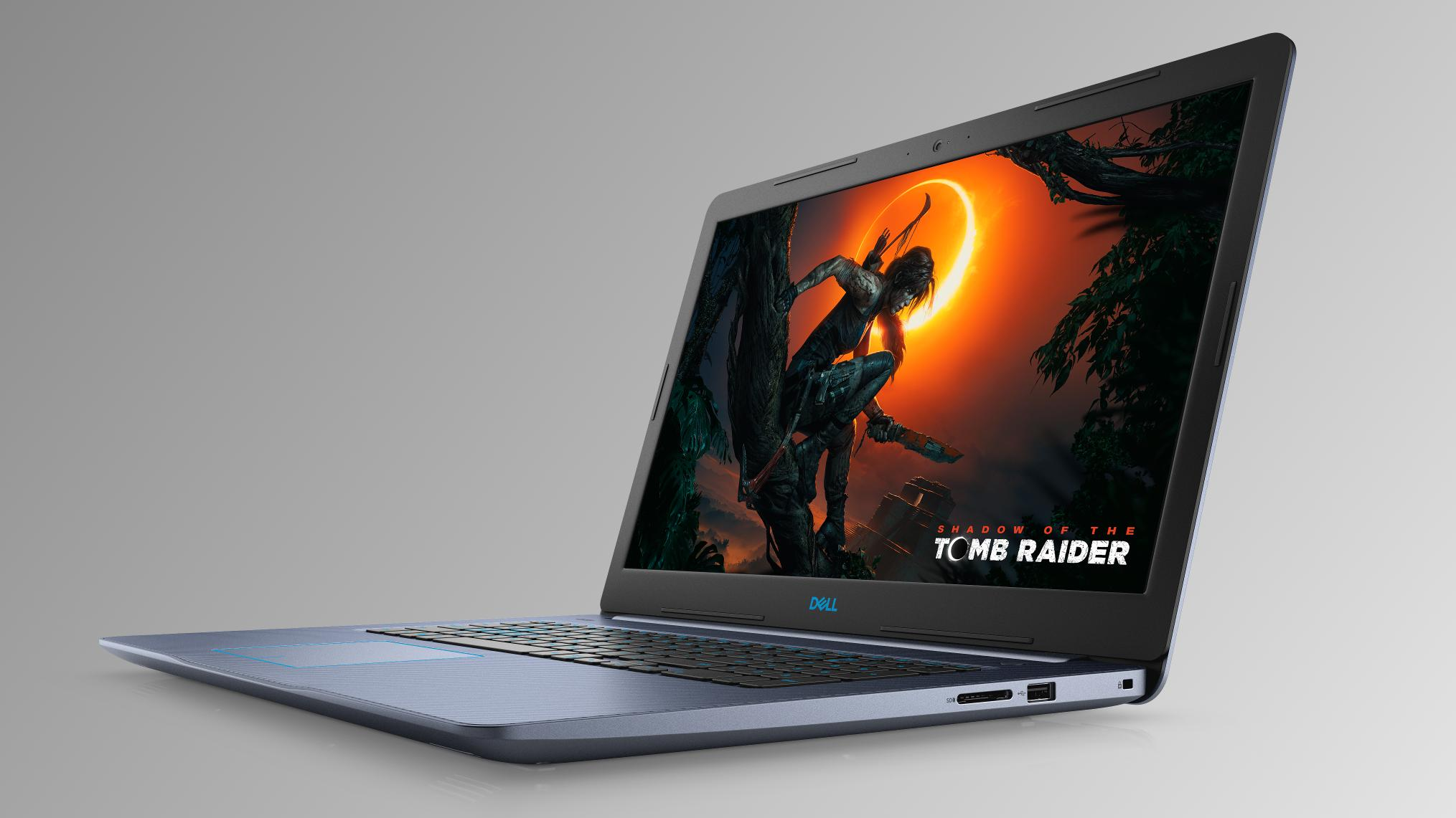 Dells nye spillbærbare har 4K-oppløsning og i9-prosessor